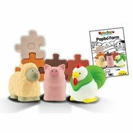 Ks Kids - Set figurine Animale de la ferma