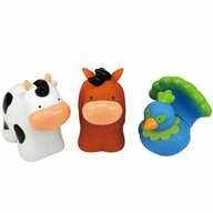 Ks Kids - Set figurine Animale de la ferma 3 piese
