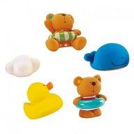 Hape - Set Teddy si prietenii