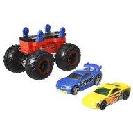 Hot Wheels - Set vehicule Maker GWW14 by Mattel Monster Trucks