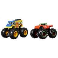 Hot Wheels - Set vehicule Patriot vs Tuon Ot Sriracha by Mattel Monster Trucks