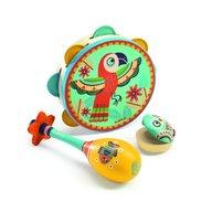 Djeco - Set instrumente muzicale