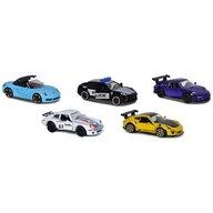 Majorette - Set Porsche Premium Cars 5 masinute