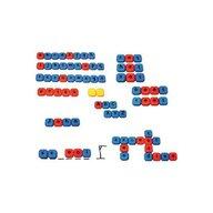 Nexus - Set margele de insirat Alfabet,