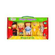 Fiesta - Set marionete deget Vrajitorul din Oz pentru teatru papusi  finger-puppet  3 ani+