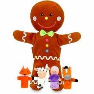 Fiesta Crafts - Set Marionete Omul de turta dulce