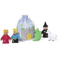 Oskar&Ellen - Set marionete pentru degete Castelul