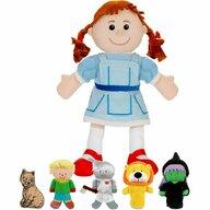 Fiesta Crafts - Set Marionete Vrajitorul din Oz