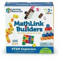 Learning Resources - Set de constructie Multifunctional MathLink 3D