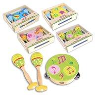 Bontempi - Set instrumente Cu maracas, Cu tamburina