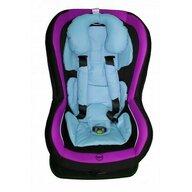 Deseda - Set perne de bumbac pentru scaun auto 9-25 kg - Albastru