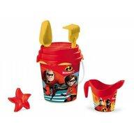Mondo - Set plaja The Incredibles pentru copii