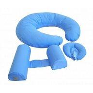Deseda - Set primele perne ale bebelusului - Albastru