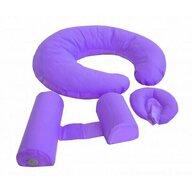 Deseda - Set primele perne ale bebelusului - Violet