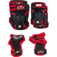 Seven - Set protectie Skate Cotiere Genunchiere si Incheieturi Avengers  SV9066