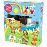 Tuban - Set Tubi Jelly cu 3 culori - Animale  TU3320