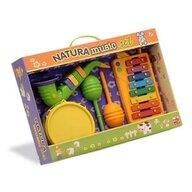Reig Musicales - Set instrumente Xilofon Tamburina, Saxofon, Maracas