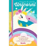 Editura Kreativ - Set creativ Unicorni