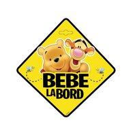 Seven - Semn auto Bebe la Bord Winnie the Pooh
