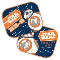 Seven - Set 2 parasolare auto Star Wars - BB8