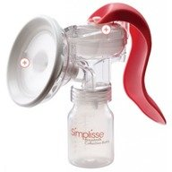 Simplisse Pompa de san manuala (BPA free)