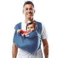 Baby K'tan - Sistem purtare Baby Carrier Original Cotton, Denim, Marimea L