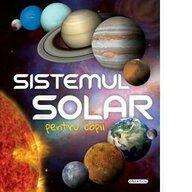 Girasol - Carte educativa Sistemul solar pentru copii