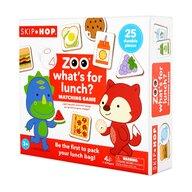 Skip Hop - Jucarie cu activitati Ce avem azi la masa? Zoo