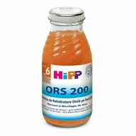 HiPP - Solutie de rehidratare orala, 200 ml