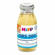 HiPP - Solutie de rehidratare orala pe baza de mar, 200 ml