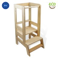 Springos - Loc de joaca Ajustabil Learning Tower Montessori