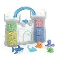 Educational Insights - Spuma de modelat Playfoam - Castelul de nisip