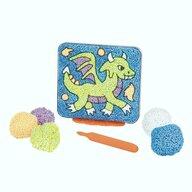 Educational Insights - Spuma de modelat Playfoam - Coloram dragonul