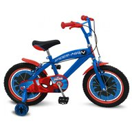 Stamp - Bicicleta Spiderman 16`