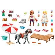 Playmobil - Set de constructie Stand cu prajituri in Miradero Spirit