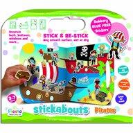 Fiesta Crafts - Stickere Pirati Stickabouts