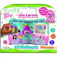 Fiesta Crafts - Stickere Printese Stickabouts