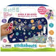 Fiesta Crafts - Stickere Spatiu Stickabouts