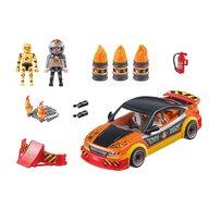 Playmobil - Masina Pentru cascadorii Stunt Show