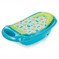 Summer Infant - Set cadita si suport de baita Splish n Splash-Blue