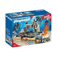 Playmobil - Super Set - Echipa SWAT de scafandri