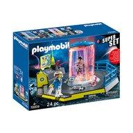Playmobil - Super Set - Inchisoarea galactica