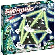 Supermag - Set constructii Classic Glow, 48 piese