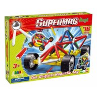 Supermag - Set constructie Maxi Wheels, 76 piese