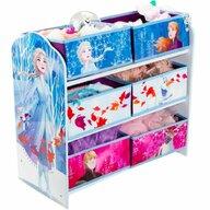 Worlds Apart - Mobilier depozitare jucarii Disney Frozen, 65x60 cm