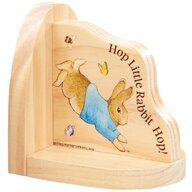 Rainbow Design - Accesoriu Suport pentru carti Peter Rabbit din Lemn