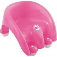 Ok Baby - Suport ergonomic Pouf, Roz inchis