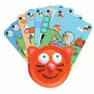 Djeco - Suport pentru carti de joc