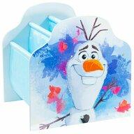 Worlds Apart - Mobilier depozitare jucarii Pentru reviste si carti Disney Frozen din MDF, 40x40 cm
