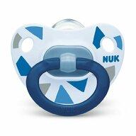 Nuk - NUK - Suzeta  Happy Days Silicon M2 Bleu 6-18 luni